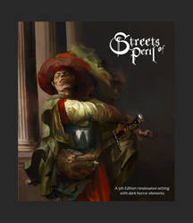 Streets of Peril: Cimbrian duelist