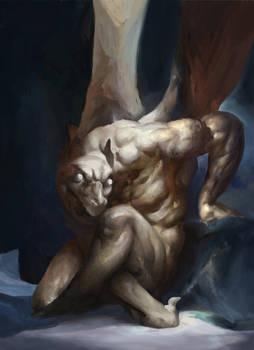 Icewind dale: Xhaan the Abishai 3