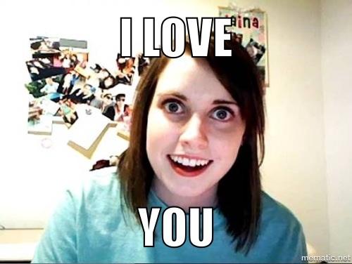 I Love You Meme by Lesley-The-Devil