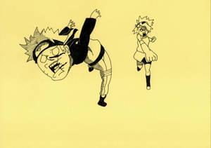 Poor Naruto D: