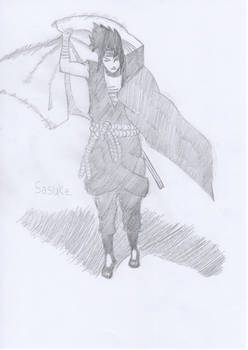 Another Sasuke. I hate him D: