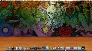 My Hackintosh Desktop