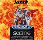 MUSHA Cartridge Label