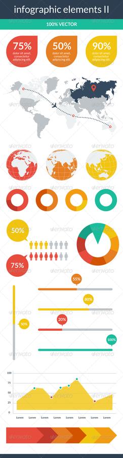 Infographic Elements II