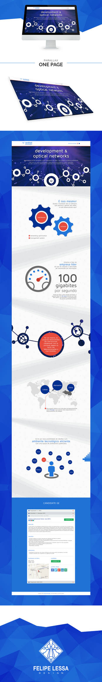 Randstad Technologies - One Page