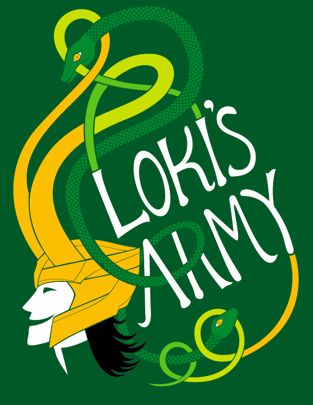 Lokis Army By Blackkrogoth On Deviantart
