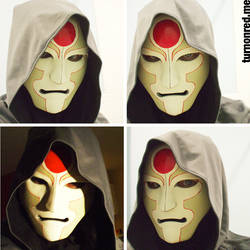WIP Amon Cosplay by BlackKrogoth