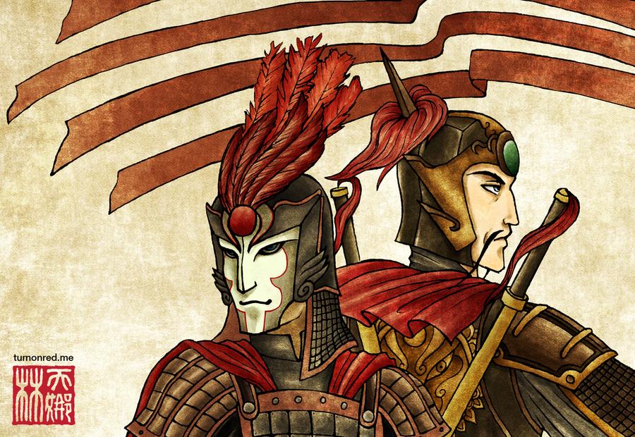 Han Dynasty Equalists by BlackKrogoth
