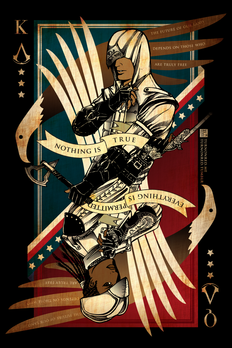 The Creed by BlackKrogoth