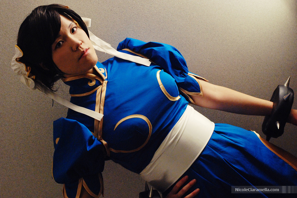 Chun Li by BlackKrogoth