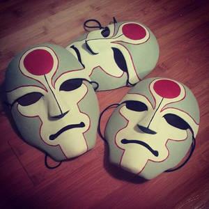 Amon Masks