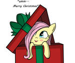 Fluttershy for Christmas