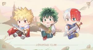 Adventure Team!