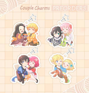 Couple Charms Preorders Link below