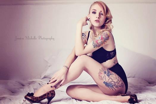 Kristie California- Boudoir 3.