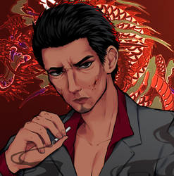 The Dojima Dragon