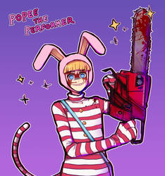 Popee the Performer. Don't say his name