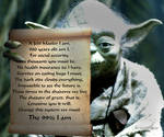 The 99 percent Yoda is