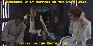 What Happens on the Death Star...