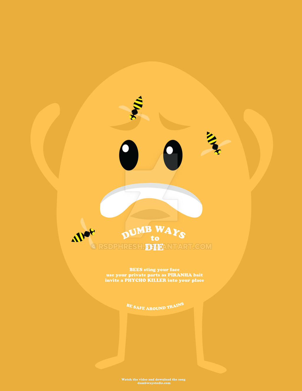 Image currently unavailable. Go to www.generator.doeshack.com and choose Dumb Ways to Die 2: The Games image, you will be redirect to Dumb Ways to Die 2: The Games Generator site.