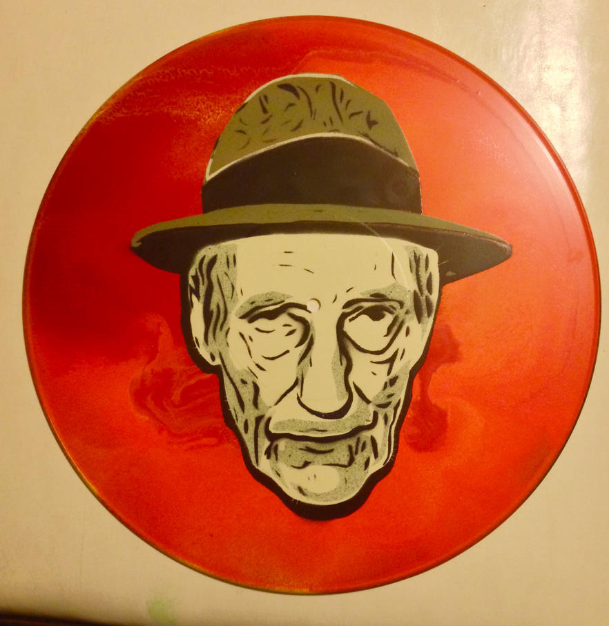 William S Burroughs Get Rid Of That Dog