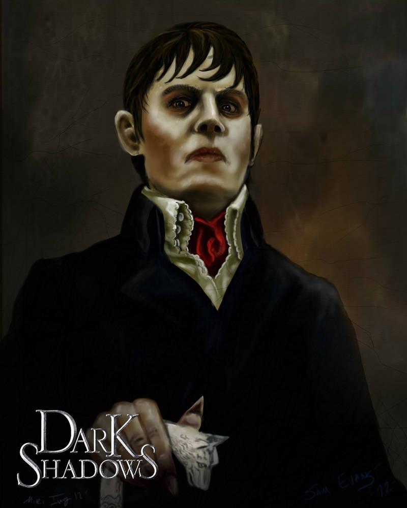 Dark Shadows - Barnabas Collins - 72 version