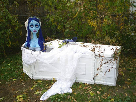 Life Size Corpse Bride Puppet
