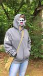 Johnny Ghost cosplay! by bunbunpa