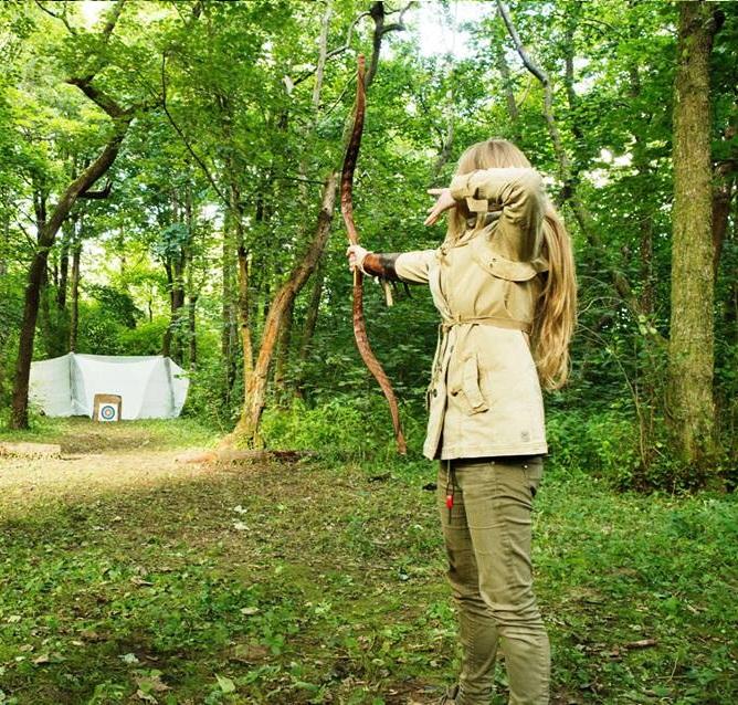 Archery ID. + stock use by Glyceria