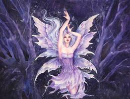 Fairy Dust by JannaFairyArt