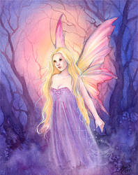 Luminaria by JannaFairyArt