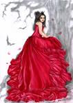 Red Queen sketch