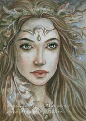 Gilriel by Janna Prosvirina by JannaFairyArt