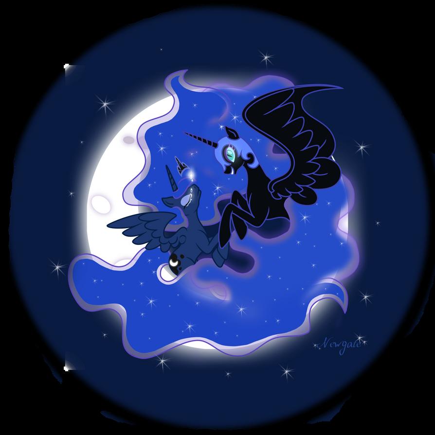 Dark Moon Sisterhood by NewgateHikari