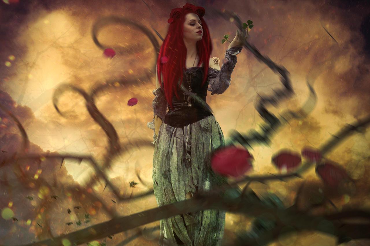 Poison Ivy... by Dark-Indigo
