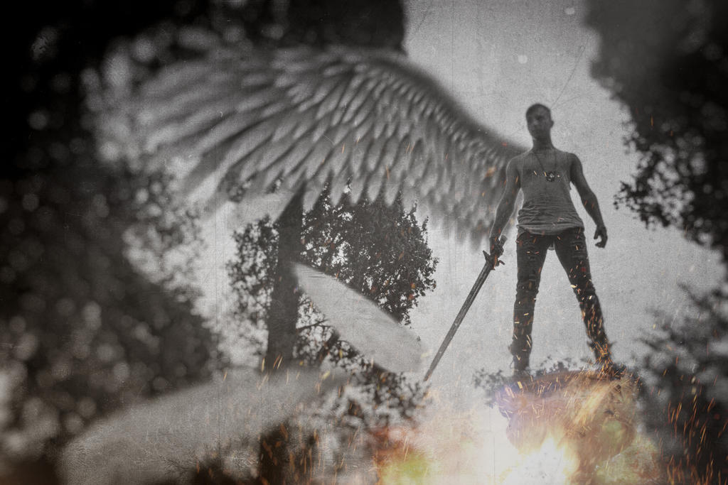 Nephilim... by Dark-In...