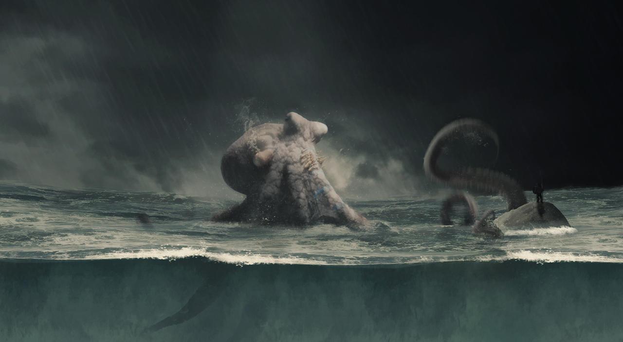 Octopus...