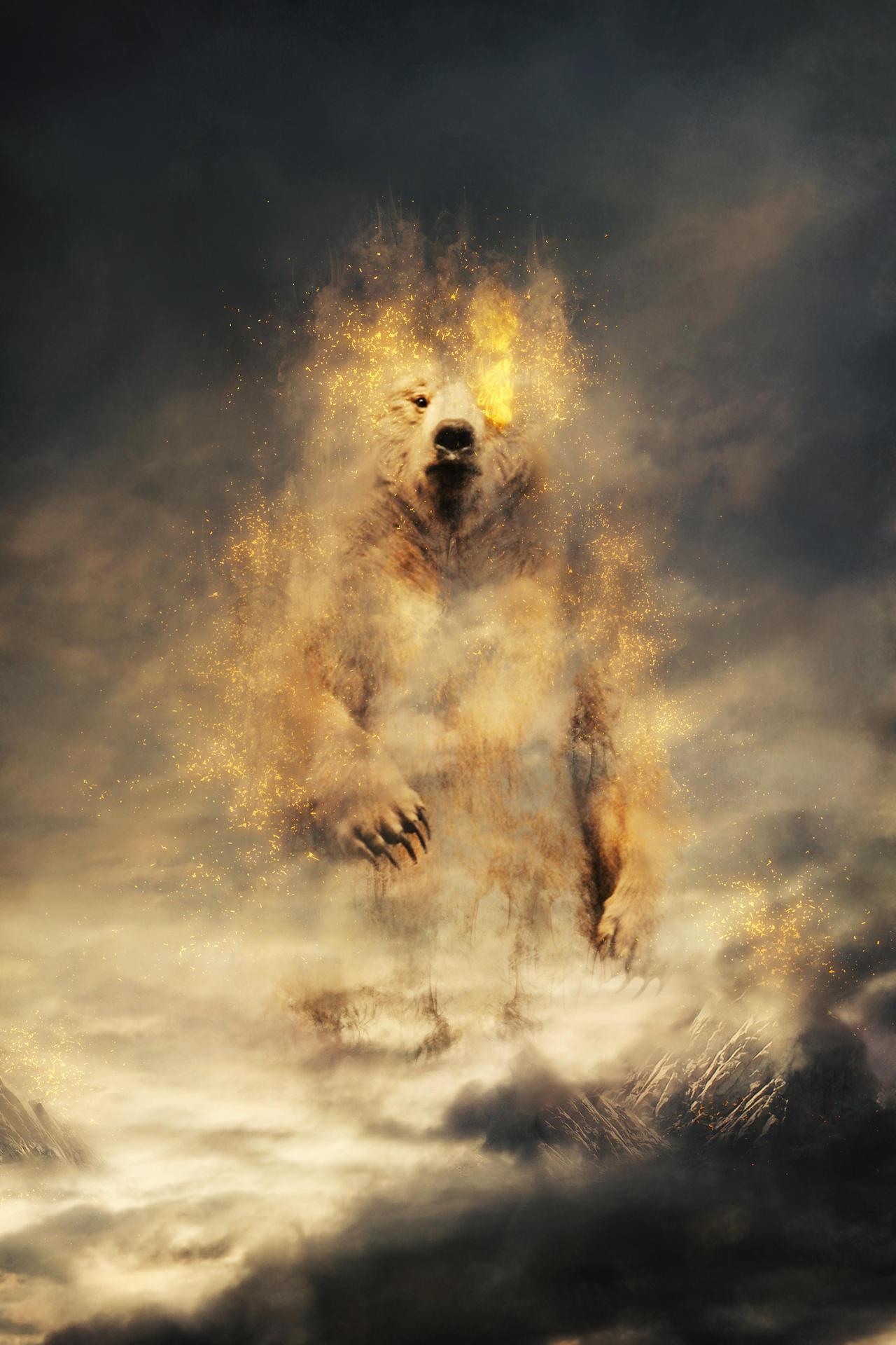 Bear... by Dark-Indigo