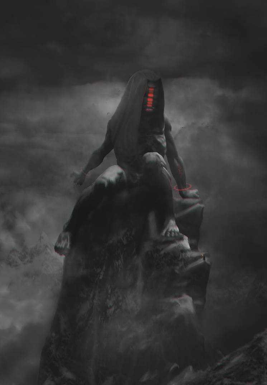 Our fathers - Mountains... by Dark-Indigo