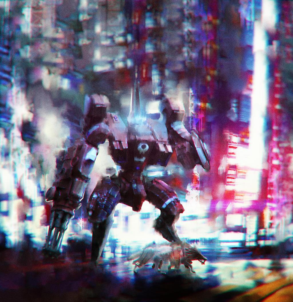 Amateratsu LITTLE helper... by Dark-Indigo