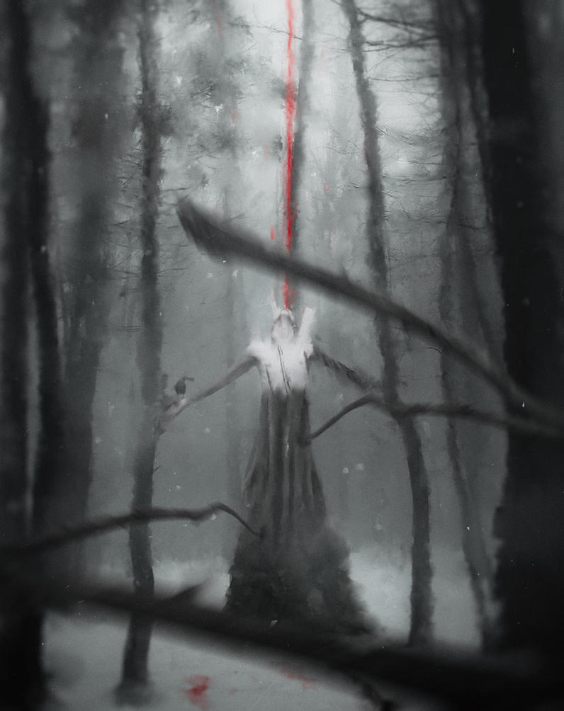 Winter guardian... by Dark-Indigo