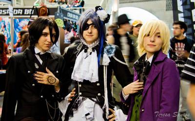 The Kuroshitsuji Clan