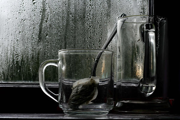 Cups, Spoon and Teabag by Lens-Capped