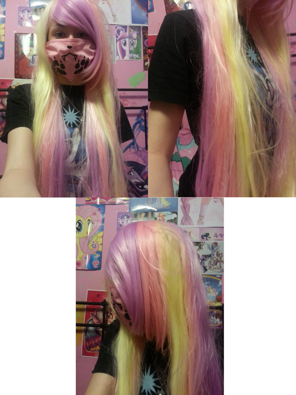 Princess Cadence My Little Pony Cosplay Wig By Kyonkohizara On