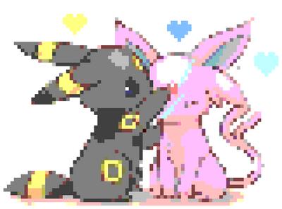 Pokemon love :3 by KatYarne
