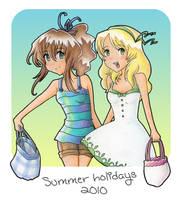 Holidays by bostita