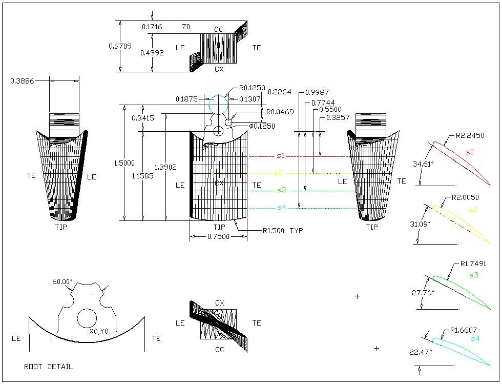 Fan Blade Design : Ducted fan blades design by demosthenes blackops on