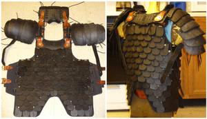 armor - yoke to carapace attachment, v1