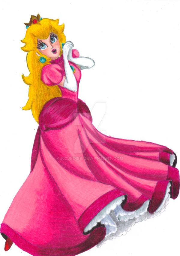 Princess Peach 6 by kcjedi89