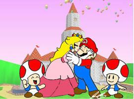 CM: Thank you, Mario by kcjedi89